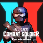 Combat Soldier – The Polygon (MOD, Unlimited Money) 0.30