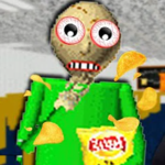 Crazy Mad Math Teacher Loves Chips And Snacks Mod (MOD, Unlimited Money) 2.0