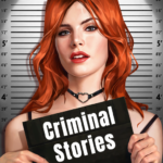 Criminal Stories Detective games with choices  (MOD, Unlimited Money) 0.2.7