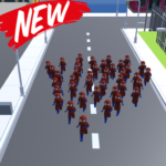 Crowd Rush City 2021 (MOD, Unlimited Money) 0.1