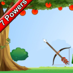 ✳Cut The Apple : Bow Arrow Knockdown Shoot Game (MOD, Unlimited Money) 1.17