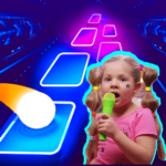 Diana And Roma tiles Hop Funny Kids (MOD, Unlimited Money) 1.0