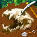 Digging Dino Discovery – Fossil Games (MOD, Unlimited Money) 1.8