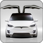 Electric Car Simulator 2021: City Driving Model X (MOD, Unlimited Money) 1.5
