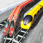 Euro Train Driving PVP 2019 (MOD, Unlimited Money) 1.9