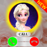 Fake Call princess and chat (MOD, Unlimited Money) 1.0