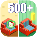 Find The Differences 500 – Sweet Home Design (MOD, Unlimited Money) 1.2.3