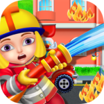 Firefighters Fire Rescue Kids – Fun Games for Kids (MOD, Unlimited Money) 1.0.13