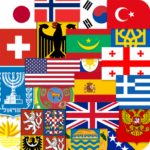 Flags of the World & Emblems of Countries: Quiz (MOD, Unlimited Money) 2.15