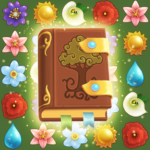 Flower Book: Match-3 Puzzle Game   (MOD, Unlimited Money) 1.149