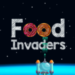 Food Invaders: Space Shooter Game (MOD, Unlimited Money) 1.6.15