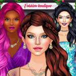 Glam Girl Fashion Shopping – Makeup and Dress-up (MOD, Unlimited Money) 1.1