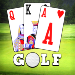 Golf Solitaire 4 in 1 Card Game (MOD, Unlimited Money) 1.1.1