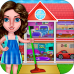 House Cleanup : Girl Home Cleaning Games (MOD, Unlimited Money) 3.9.1