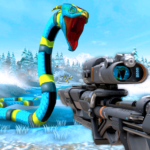 Hunting Reptile Fever FPS (MOD, Unlimited Money) 1.3