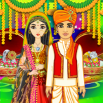 Indian Wedding party– engagement & big wedding day (MOD, Unlimited Money) 1.5