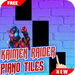 🎶Kamen 🎹 Raieder Piano Tiles (MOD, Unlimited Money) 1.0.14
