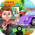 Kids Car Garage (MOD, Unlimited Money) 1.0.3