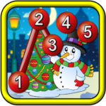 Kids Christmas Join the Dots (MOD, Unlimited Money) 1.9.2