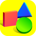 Learn shapes and colors for toddlers kids (MOD, Unlimited Money) 1.3.1