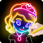 Learn to Draw Princess (MOD, Unlimited Money) 1.0.25