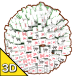 Mahjong Pair 3D: Easy And Simple (MOD, Unlimited Money) 1.0
