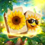 Mahjong Solitaire: Summer Blossom (MOD, Unlimited Money) 1.0.20