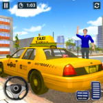Modern Cab Taxi City Driving – Taxi Driving Games (MOD, Unlimited Money) 1.1.1