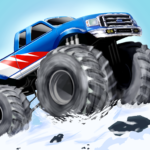 Monster Stunts — monster truck stunt racing game (MOD, Unlimited Money) 5.12.58