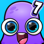 Moy 7 the Virtual Pet Game   (MOD, Unlimited Money) 1.52