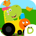 My Dino Town: Dinosaur Train Game for Kids (MOD, Unlimited Money) 1.1.0
