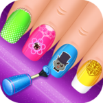 Nail Salon : princess (MOD, Unlimited Money) 1.0.9
