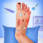 Nail Surgery Foot Doctor – Offline Surgeon Games (MOD, Unlimited Money) 4.0