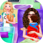 Newborn Care Game Pregnant games Mommy in Hospital (MOD, Unlimited Money) 9.0.0