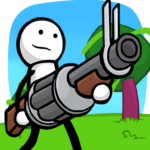 One Gun Stickman  2.6