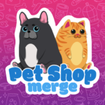 Pet Shop Merge – Free Animal Games (MOD, Unlimited Money) 1.1.2