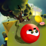 Planet Ball 3D: Enjoyable Adventure on the Planets (MOD, Unlimited Money) 1.25