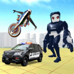 Police Panda Robot Game:Panda Robot Transformation (MOD, Unlimited Money) 1.12