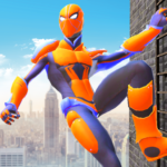 Robot Spider Hero: Strange Superhero Fighting Game (MOD, Unlimited Money) 1.0.1