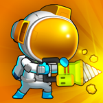 Space Mine Tycoon : The new Gold rush (MOD, Unlimited Money) 0.1.18