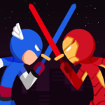 Stickman Warriors – Stickman Battle Supreme (MOD, Unlimited Money) 1.1.25