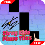 Stray Kids ? Piano Tiles (MOD, Unlimited Money) 1.0.8