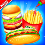 Street Food – Cooking Chef Game (MOD, Unlimited Money) 1.2.2