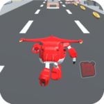 Super Robot Car flying Wings (MOD, Unlimited Money) 4.4
