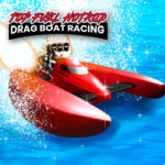 Top Fuel Hot Rod – Drag Boat Speed Racing Game   (MOD, Unlimited Money) 1.35