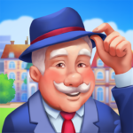 Town Blast: Restore & Decorate the Town! Match 3 (MOD, Unlimited Money) 0.3.4