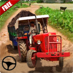 Tractor Trolley: Offroad Driving Tractor Trolley (MOD, Unlimited Money) 1.5