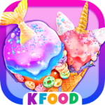Unicorn Chef: Mermaid Cooking Games for Girls (MOD, Unlimited Money) 2.2