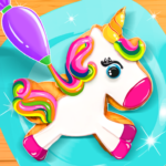 Unicorn Cookie Baker Kitchen   (MOD, Unlimited Money) 1.7