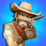 Western Cowboy: Shooting Game (MOD, Unlimited Money) 0.323